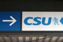 Bild von CSU wirbt knapp 3.000 Neumitglieder