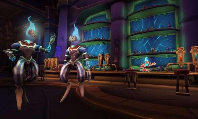 WoW Shadowlands 9.1: все важные изменения